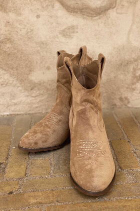NDP - Sured Cowboy Boot Low 888-3